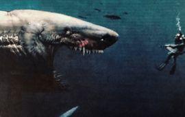 En eaux troubles : découvrez les concepts ultra-violents abandonnés du film de requin géant