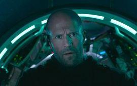 En eaux troubles : le film de requin avec Jason Statham bien parti pour être un bide (aux Etats-Unis)