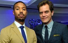 Michael B. Jordan et Michael Shannon vont mettre le feu au remake de Fahrenheit 451 pour HBO