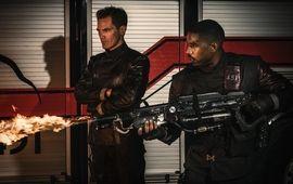 Fahrenheit 451 : première image de l'adaptation de l'ouvrage avec Michael Shannon et Michael B. Jordan
