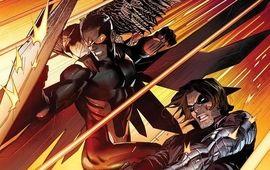 Marvel prépare la série Disney+ sur The Falcon & The Winter Soldier avec de nouveaux comics