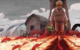 Zoom sur la BD Farmhand : entre Re-Animator et Walking Dead