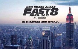 Fast & Furious 8 dévoile un nouveau titre et une affiche qui fait vroum vroum