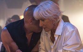 Fast & Furious 9 : Helen Mirren veut revenir mais pose ses conditions à Vin Diesel