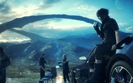 Final Fantasy XV est encore retardé et ne sortira que fin novembre
