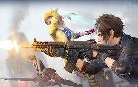 Final Fantasy VII : The First Soldier – épées et flingues s'entrechoquent dans la bande-annonce du Fortnite de Square Enix