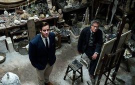 Final Portrait : découvrez le trailer du très beau film sur la vie de Giacometti acclamé par la presse avec Geoffrey Rush et Armie Hammer