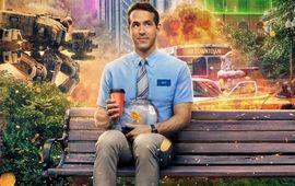 Free Guy : Ryan Reynolds explique avec humour l'absence de Chris Hemsworth
