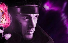 Gambit : ce super-vilain super cool aurait été présent dans le film annulé