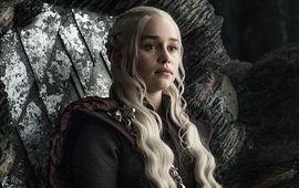 Emilia Clarke parle de l'abondance de sexualité dans Game of Thrones et The Handmaid's Tale