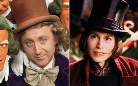 "Pour Gene Wilder, le Willy Wonka de Johnny Depp et Tim Burton était ""une insulte"""