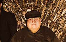 Game of Thrones : George R.R. Martin a presque fini le prochain roman, mais pas celui que vous attendiez
