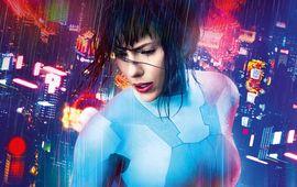 Scarlett Johansson vous offre les 5 premières minutes de Ghost in the Shell