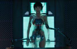 Ghost in the Shell : Scarlett Johansson mutilée dans le trailer du Super Bowl