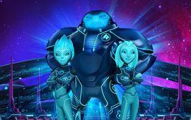 Tales of Arcadia: 3 Below - la série animée de Guillermo del Toro dévoile des Aliens peps et fluorescents