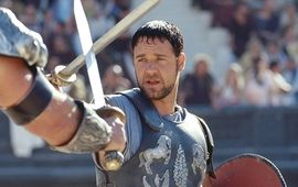 Gladiator : Russell Crowe se sent coupable d'avoir gagné l'Oscar