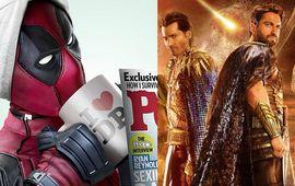 Gods of Egypt écrase Deadpool pour sa sortie vidéo !