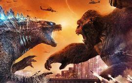 Godzilla vs. Kong : les premiers avis sur le combat titanesque de Warner sont tombés