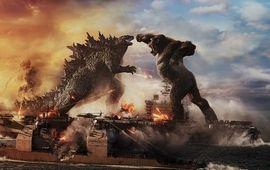 Godzilla vs. Kong : un nouveau teaser déchaîné pour le combat de gros monstres