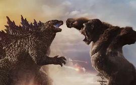 Godzilla vs. Kong : critique grosse et bête