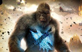 Godzilla vs Kong : d'où vient la nouvelle arme de Kong pour rivaliser avec Godzilla ?