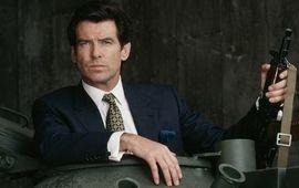 James Bond et Pierce Brosnan : un retour, Tarantino ivre... l'acteur s'amuse et parle aux fans