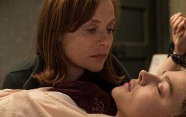 Isabelle Huppert veut découper Chloë Grace Moretz en rondelles dans le trailer de Greta