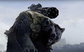 Un ours avec une gatling et un homme-caillou s'affrontent dans le trailer de Guardians, le Avengers russe