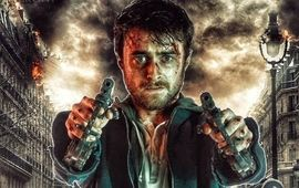 Guns Akimbo : une bande-annonce hyper-violente avec deux armes soudées à Daniel Radcliffe