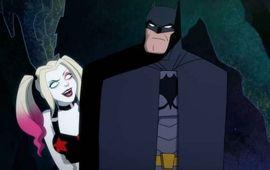 Harley Quinn : Warner a censuré la série à cause d'une scène de sexe avec Batman