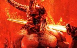 Hellboy tease sa bande-annonce avec une nouvelle affiche bien dark