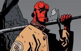 Le reboot d'Hellboy dévoile les premières images de David Harbour dans la peau du démon rouge