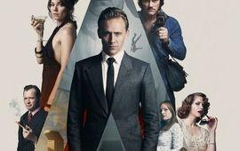 Tom Hiddleston ne plaisante plus dans la nouvelle affiche de High Rise
