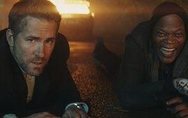 Ryan Reynolds et Samuel L Jackson font tout péter dans la bande-annonce de Hitman's Bodyguard