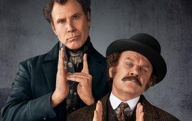 Holmes and Watson : première bande-annonce faussement drôle du célèbre duo