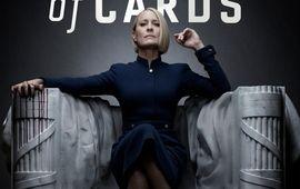 House of Cards : Robin Wright prend les commandes de la saison 6 et dévoile la date de sortie sur Netflix