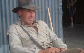 George Lucas n'est apparemment pas impliqué dans Indiana Jones 5