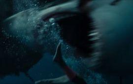 Après Instinct de survie, l'affiche de In The Deep nous promet une cage et de gros requins