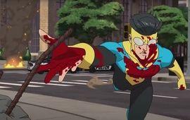 Invincible : Robert Kirkman revient sur la violence dans sa série super-héroïque Amazon