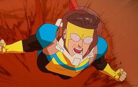 Invincible : une saison 2 et une saison 3 pour les super-héros tarés d'Amazon