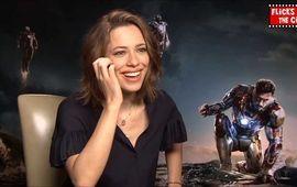 Iron Man 3 : Rebecca Hall révèle comment elle a été éjectée du film en plein tournage