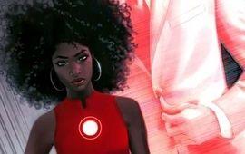 Iron Man : Marvel remplace Tony Stark par une femme