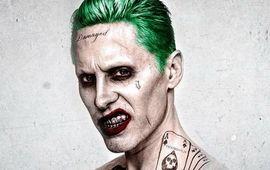 Le Joker de Jared Leto n'existe définitivement plus, au cas où vous en doutiez encore
