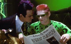Batman Forever : Jim Carrey révèle combien Tommy Lee Jones le détestait
