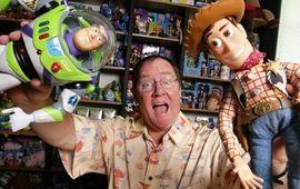 Suite aux accusations de méconduite sexuelle, John Lasseter quittera Pixar et Disney à la fin de l'année
