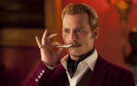 Johnny Depp sera dans la suite des Animaux Fantastiques