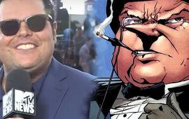 The Batman : Josh Gad met fin au suspense sur le rôle du Pingouin