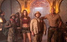 Jumanji : The Next Level embarque encore The Rock et sa troupe dans une jungle hostile dans le trailer
