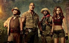 Jumanji : Bienvenue dans la jungle - critique verte
