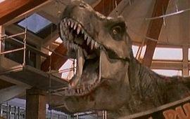 Jurassic Park : on a retrouvé le story board d'une spectaculaire fin alternative